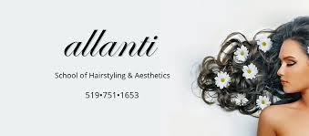 Allanti School of Hairstyling & Aesthetics
